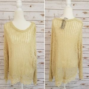 Solitaire Knit Sweater